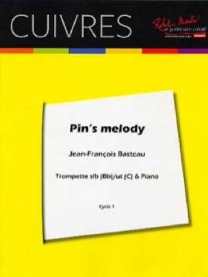 Jean-François Basteau - Pin's Melody - Partition - di-arezzo.fr