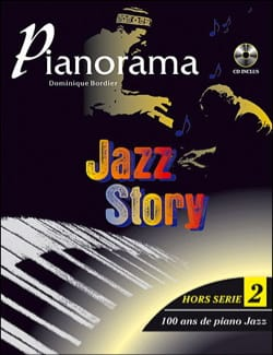 Pianorama Jazz Story - Partition - di-arezzo.fr
