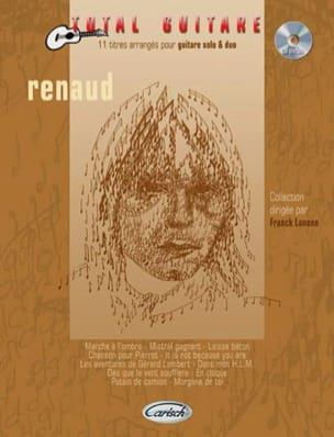 RENAUD - Total Guitar Collection - Sheet Music - di-arezzo.com