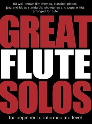 - Great Flute Solos - Partition - di-arezzo.fr