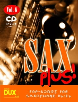 - Sax plus! volume 6 - Partition - di-arezzo.fr
