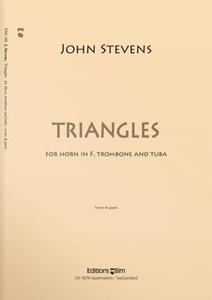 John Stevens - Triangles - Partition - di-arezzo.fr
