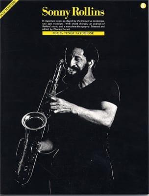 Jazz Masters Sonny Rollins Partition Saxophone - laflutedepan