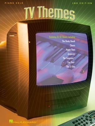 TV Themes - Partition - Musiques de films - laflutedepan.com