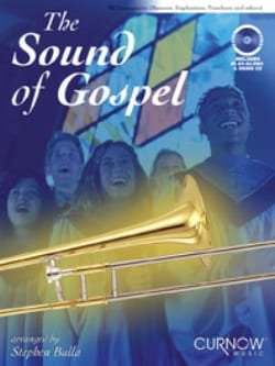 The Sound Of Gospel Partition Trombone - laflutedepan