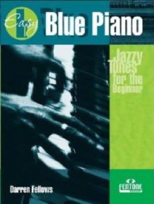 Darren Fellows - Easy Blue Piano - Partition - di-arezzo.fr