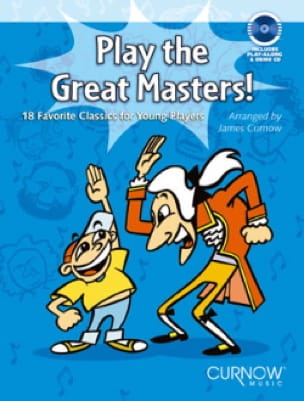 Play The Great Masters! - Partition - di-arezzo.fr