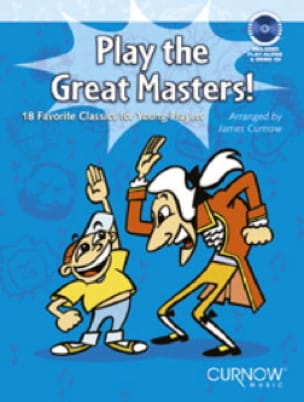- Play The Great Masters! - Partition - di-arezzo.fr