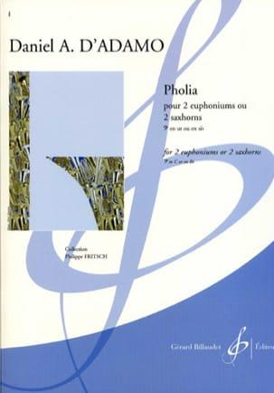Pholia Adamo Daniel A. D' Partition Tuba - laflutedepan