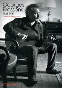 Georges Brassens - 1921-1981 the Complete Work volume 2 - Sheet Music - di-arezzo.com