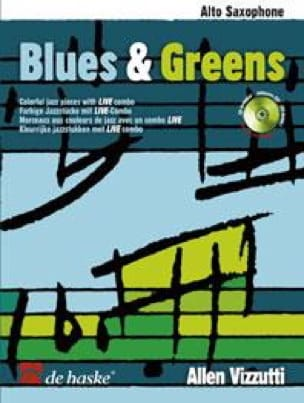 Allen Vizzutti - Blues - Greens - Sheet Music - di-arezzo.co.uk