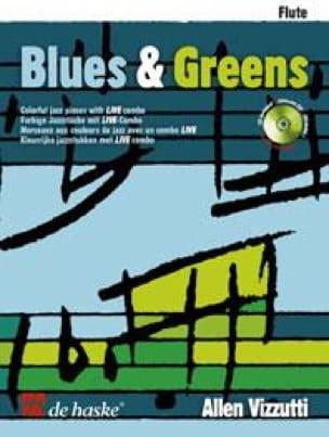 Blues & Greens - Allen Vizzutti - Partition - laflutedepan.com