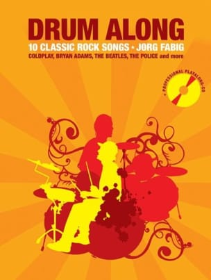 - Drum Along - 10 Classic Rock Songs - Sheet Music - di-arezzo.com
