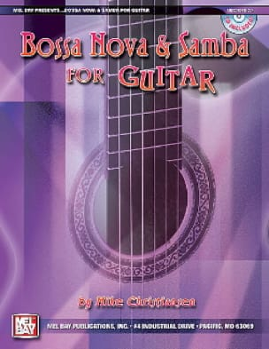 Mike Christiansen - Bossa Nova - Samba For Guitar - Sheet Music - di-arezzo.com