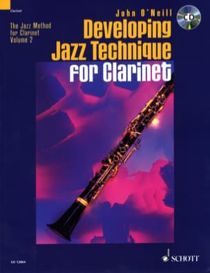 Neil John O' - The Jazz Method For Clarinet Volume 2 - Sheet Music - di-arezzo.co.uk