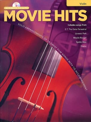 - Movie hits - Instrumental play-along - Sheet Music - di-arezzo.com