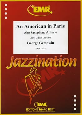 An American In Paris George Gershwin Partition laflutedepan
