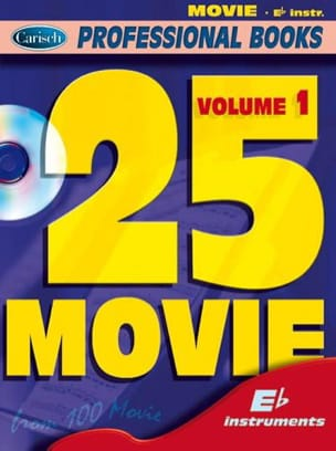 - 25 Movie Volume 1 - Libros profesionales - Partitura - di-arezzo.es