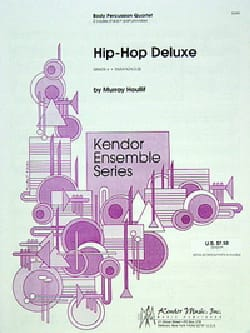 Hip-Hop Deluxe - Murray Houllif - Partition - laflutedepan.com