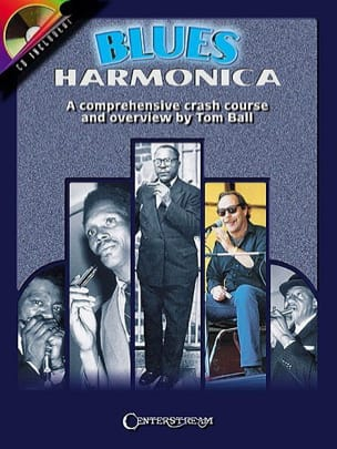 Blues Hamonica - Tom Ball - Partition - laflutedepan.com