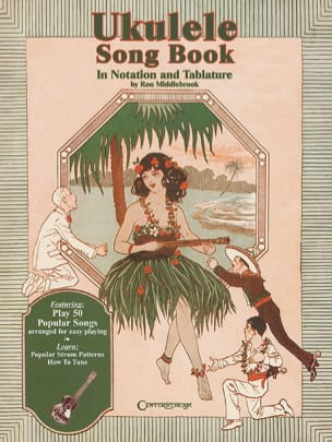 Ron Middlebrook - Ukulele Song Book - Sheet Music - di-arezzo.co.uk