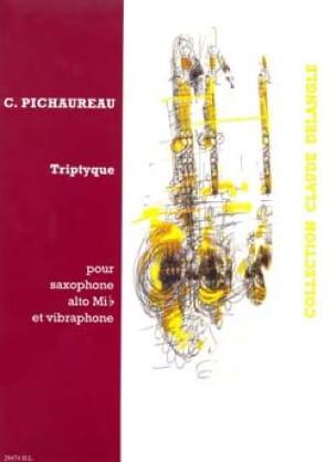 Triptyque Claude Pichaureau Partition Saxophone - laflutedepan