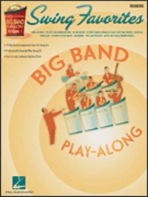 Big Band Play-Along Band 1 - Swing Favoriten - Noten - di-arezzo.de