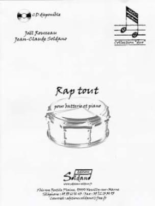 Rousseau Joel / Soldano Jean-Claude - Rap Tout - Partition - di-arezzo.fr