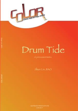 Shan Lin Jiao - Drum Tide - Partition - di-arezzo.fr