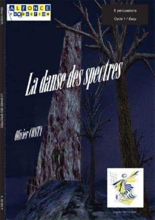Olivier Costa - La Danse Des Spectres - Partition - di-arezzo.fr