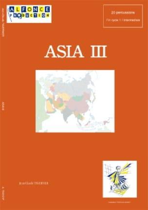 Jean-Claude Tavernier - Asia III - Partition - di-arezzo.fr