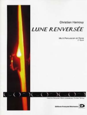 Christian Hamouy - Moon Reversed - Sheet Music - di-arezzo.co.uk