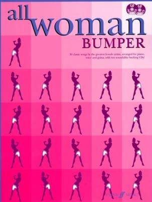 All Woman Bumper - Sheet Music - di-arezzo.com