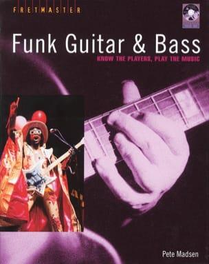 Pete Madsen - Funk Guitar - Bass - Sheet Music - di-arezzo.co.uk