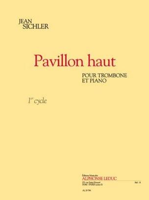 Pavillon Haut Jean Sichler Partition Trombone - laflutedepan