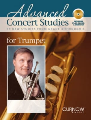 - Advanced concert studies for trumpet - Partition - di-arezzo.fr