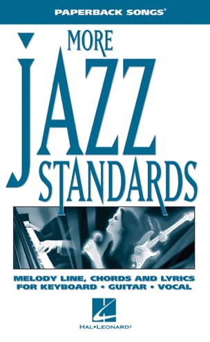 Paperback songs - More Jazz Standards - laflutedepan.com