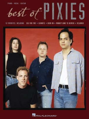 Pixies - Best Of Pixies - Sheet Music - di-arezzo.com