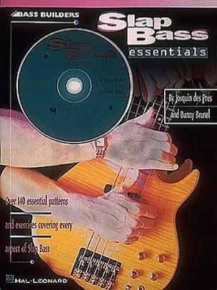 Josquin Des Pres / Brunel Bunny - Slap Bass Essentials - Partition - di-arezzo.fr
