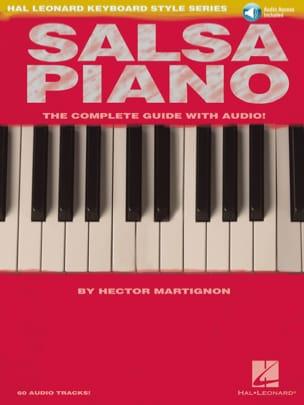 Hector Martignon - Salsa Piano - Partition - di-arezzo.fr