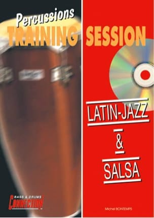 Michel Bontemps - Latin-Jazz Training Session Percussion - Salsa - Sheet Music - di-arezzo.co.uk