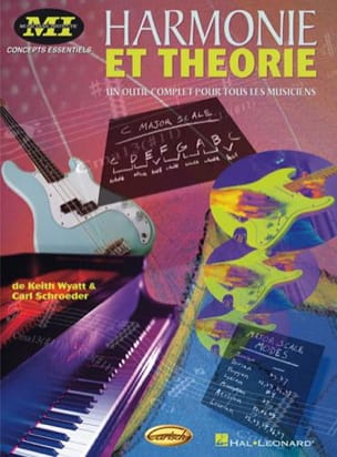 Wyatt Keith / Schroeder Carl - Harmony and theory - Book - di-arezzo.co.uk