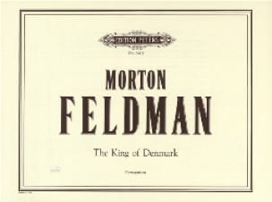 The King Of Denmark Morton Feldman Partition laflutedepan