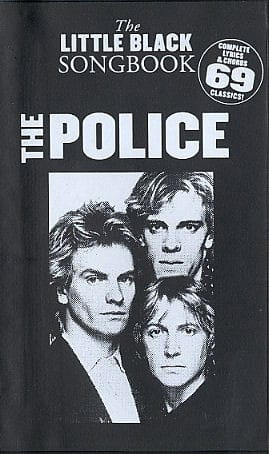 The Police - The Little Black Songbook - Sheet Music - di-arezzo.com