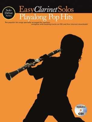 Easy Clarinet Solos Playalong Pop Hits - laflutedepan.com