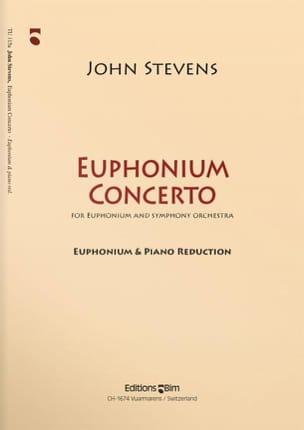 John Steven - Euphonium Concerto - Partition - di-arezzo.fr