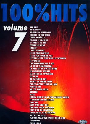 - 100% hits volume 7 - Sheet Music - di-arezzo.com