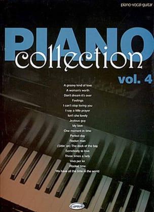 Piano Collection Volume 4 - Partition - laflutedepan.com