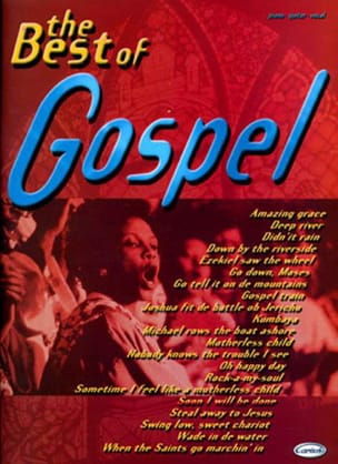 The Best Of Gospel - Partition - di-arezzo.fr