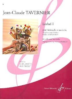 Lorhel 1 - Jean-Claude Tavernier - Partition - laflutedepan.com